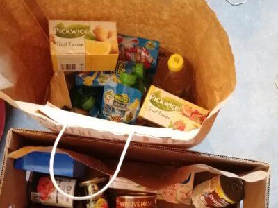 Sbírka potravin