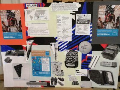 Batůžkový projekt do škol, neboli Batůžky pro Afriku