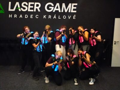 Laser game