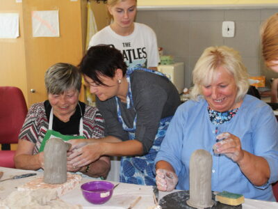 Keramikou k úsměvu aneb jak zvládnout náročné životní situace a nezbláznit se