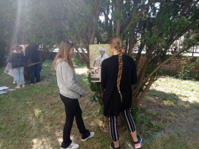 Výstava na stromech – Život v bavlně
