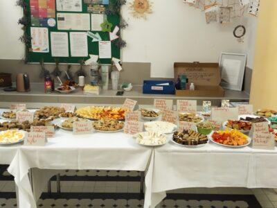 Ochutnávka lokálních a fair trade potravin